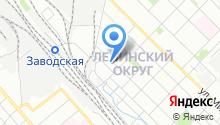 Путин на карте