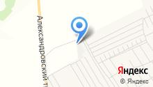 Сибирский дом на карте