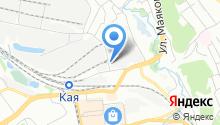 Эльба Моторс на карте