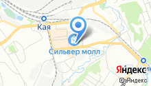 Bershka на карте