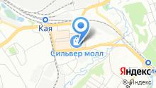 Burger club на карте