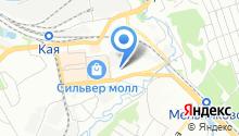 Центр тонировки на карте