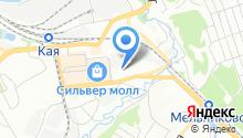 АвтоСити на Сергеевском на карте