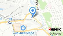 ТСМастер на карте