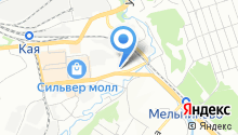 Dizara на карте