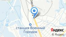АВТОРАСХОДНИК38 на карте
