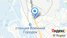 АВТОМАРКА на карте