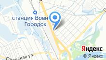 АвтоИмпорт38 на карте