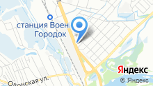 Центр установки автосигнализаций на карте