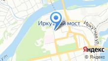 Информационно-консультационный центр по вопросам ВИЧ/СПИД на карте