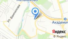 АСК-Студия на карте