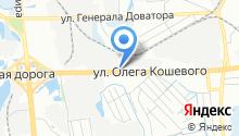 Тупурс А.А. на карте