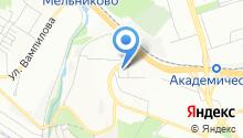 CITY GYM на карте