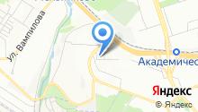 Evreka на карте