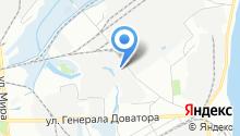 Диапазон-авто на карте