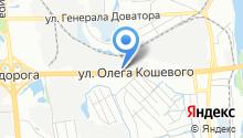 АВТОк на карте