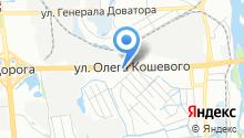 АВДиС на карте