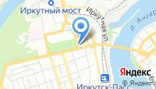 Brand Stock на карте
