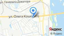 Лексус-Иркутск на карте