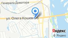 Тойота Центр Иркутск на карте