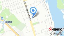 Autodesk на карте