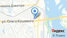 Eurokars на карте