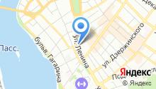 FRANT на карте