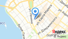 Байкальский государственный университет на карте