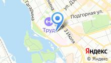 boriga club, ремонт компьютеров Иркутск - Сервисный центр на карте