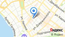 Муниципальное унитарное аварийно-техническое предприятие г. Иркутска на карте