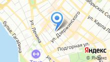 АВТОКАРД на карте