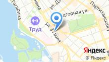 Apple Plus на карте