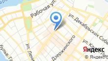 Ярмарка Барыня на карте