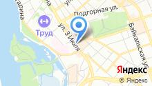 BGN на карте