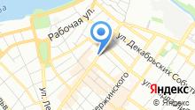 Управление социальной защиты населения по г. Иркутску на карте