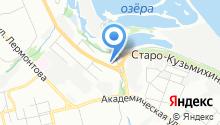 SsangYong на карте