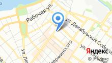 Лактовит на карте
