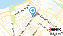 Best Hostel Irkutsk на карте