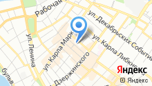 "Юридическая компания ""Талан"" на карте"