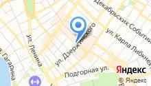 Телефонная справочная служба на карте