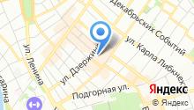 D`uete на карте