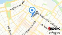 Нотариус Крейденкова О.Н. на карте