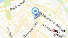 Apple Service на карте