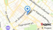 BONA FIDE Иркутск на карте