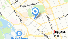 ЕВРО-МОТОРС на карте