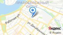 BarBossa на карте