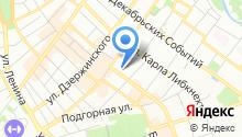 Восточный рынок на карте