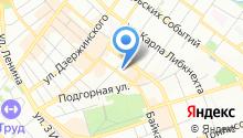 D-studio на карте