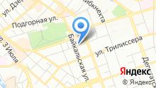 Boulange на карте