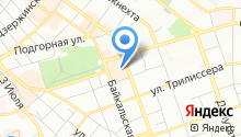 *techno plane* на карте